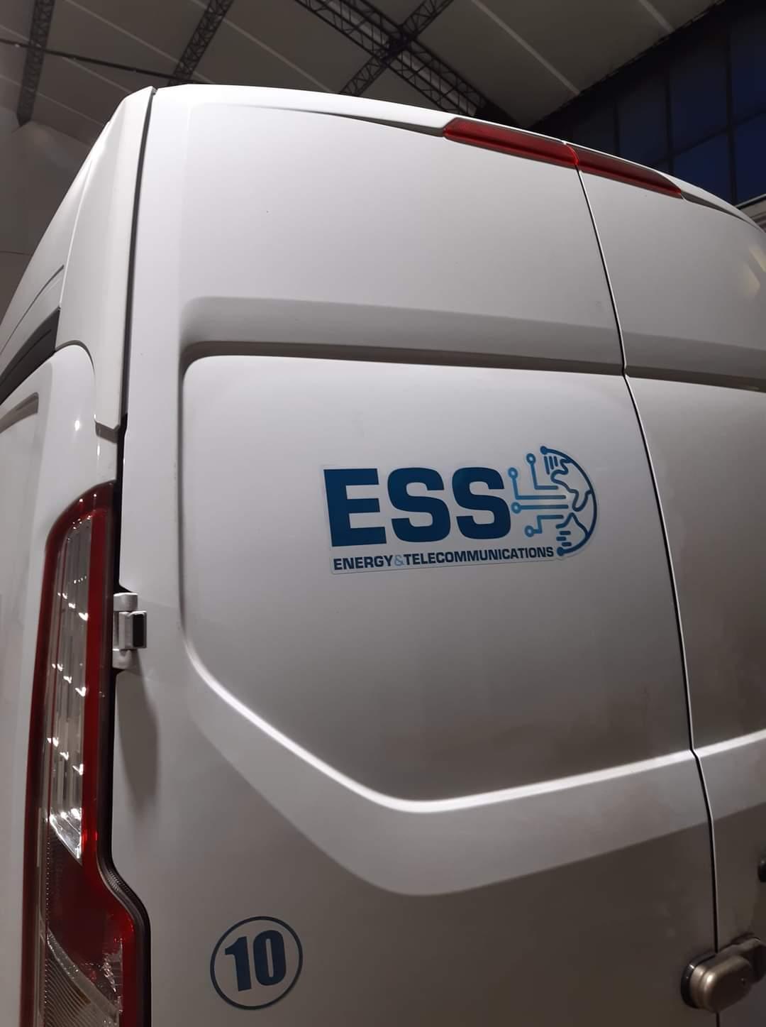 furgone con nuovo marchio